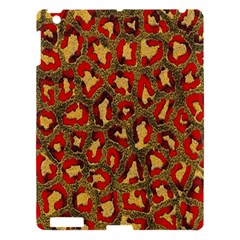 Stylized Background For Scrapbooking Or Other Apple Ipad 3/4 Hardshell Case