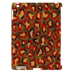 Stylized Background For Scrapbooking Or Other Apple Ipad 3/4 Hardshell Case (compatible With Smart Cover)