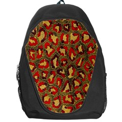 Stylized Background For Scrapbooking Or Other Backpack Bag