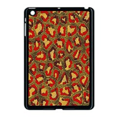 Stylized Background For Scrapbooking Or Other Apple Ipad Mini Case (black)