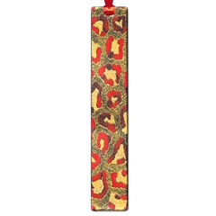 Stylized Background For Scrapbooking Or Other Large Book Marks