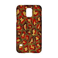 Stylized Background For Scrapbooking Or Other Samsung Galaxy S5 Hardshell Case
