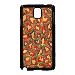 Stylized Background For Scrapbooking Or Other Samsung Galaxy Note 3 Neo Hardshell Case (black)