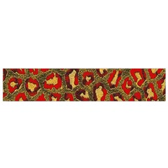 Stylized Background For Scrapbooking Or Other Flano Scarf (small)