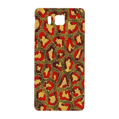 Stylized Background For Scrapbooking Or Other Samsung Galaxy Alpha Hardshell Back Case