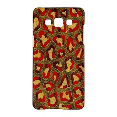 Stylized Background For Scrapbooking Or Other Samsung Galaxy A5 Hardshell Case