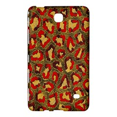 Stylized Background For Scrapbooking Or Other Samsung Galaxy Tab 4 (8 ) Hardshell Case