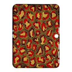 Stylized Background For Scrapbooking Or Other Samsung Galaxy Tab 4 (10 1 ) Hardshell Case
