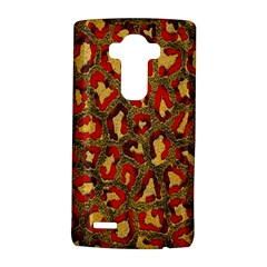 Stylized Background For Scrapbooking Or Other LG G4 Hardshell Case