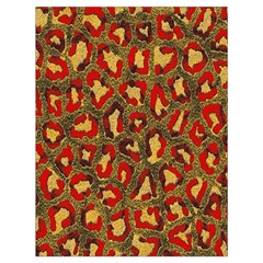 Stylized Background For Scrapbooking Or Other Drawstring Bag (Large)