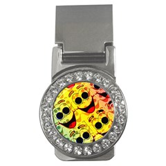 Abstract Background Backdrop Design Money Clips (cz)