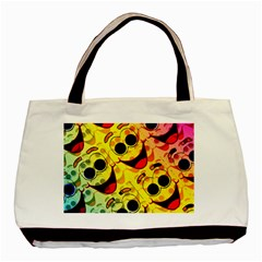 Abstract Background Backdrop Design Basic Tote Bag