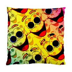 Abstract Background Backdrop Design Standard Cushion Case (two Sides)