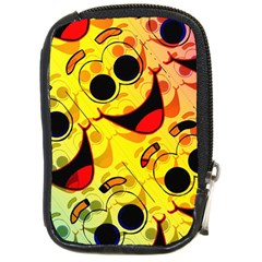 Abstract Background Backdrop Design Compact Camera Cases