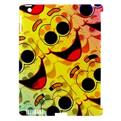 Abstract Background Backdrop Design Apple Ipad 3/4 Hardshell Case (compatible With Smart Cover)