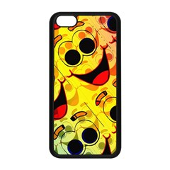 Abstract Background Backdrop Design Apple Iphone 5c Seamless Case (black)
