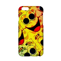 Abstract Background Backdrop Design Apple Iphone 6/6s Hardshell Case