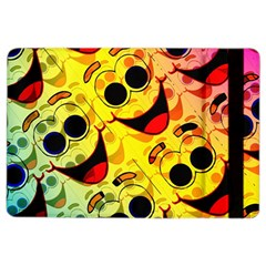 Abstract Background Backdrop Design Ipad Air 2 Flip