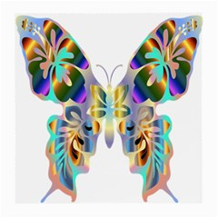 Abstract Animal Art Butterfly Medium Glasses Cloth