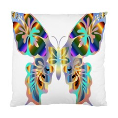 Abstract Animal Art Butterfly Standard Cushion Case (two Sides)