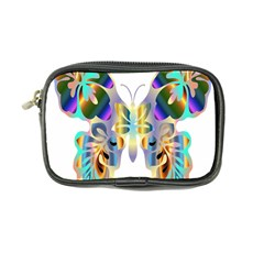 Abstract Animal Art Butterfly Coin Purse
