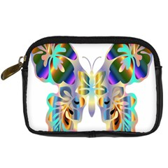 Abstract Animal Art Butterfly Digital Camera Cases