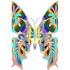 Abstract Animal Art Butterfly 5 5  X 8 5  Notebooks