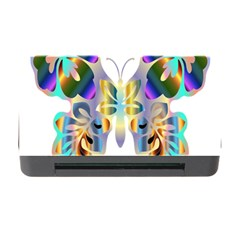 Abstract Animal Art Butterfly Memory Card Reader With Cf