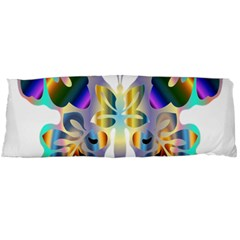 Abstract Animal Art Butterfly Body Pillow Case Dakimakura (two Sides)