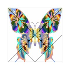 Abstract Animal Art Butterfly Acrylic Tangram Puzzle (6  X 6 )