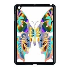 Abstract Animal Art Butterfly Apple iPad Mini Case (Black)