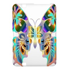 Abstract Animal Art Butterfly Kindle Fire Hd 8 9