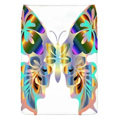 Abstract Animal Art Butterfly Flap Covers (s)