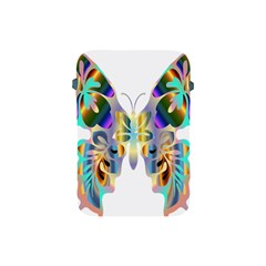 Abstract Animal Art Butterfly Apple Ipad Mini Protective Soft Cases