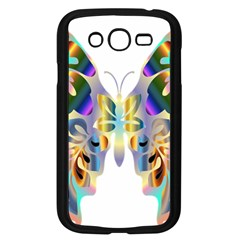 Abstract Animal Art Butterfly Samsung Galaxy Grand Duos I9082 Case (black)