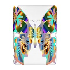 Abstract Animal Art Butterfly Galaxy Note 1