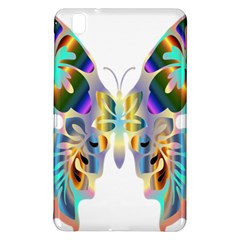 Abstract Animal Art Butterfly Samsung Galaxy Tab Pro 8 4 Hardshell Case