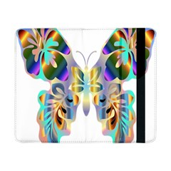 Abstract Animal Art Butterfly Samsung Galaxy Tab Pro 8 4  Flip Case