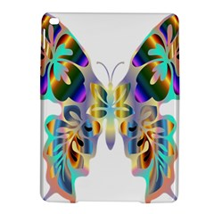 Abstract Animal Art Butterfly Ipad Air 2 Hardshell Cases