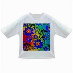 Abstract Background Backdrop Design Infant/Toddler T-Shirts
