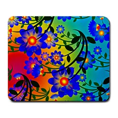 Abstract Background Backdrop Design Large Mousepads