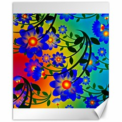 Abstract Background Backdrop Design Canvas 16  X 20