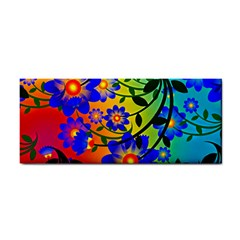 Abstract Background Backdrop Design Cosmetic Storage Cases