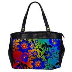 Abstract Background Backdrop Design Office Handbags