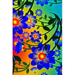 Abstract Background Backdrop Design 5 5  X 8 5  Notebooks