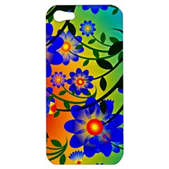 Abstract Background Backdrop Design Apple Iphone 5 Hardshell Case