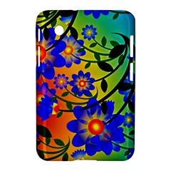 Abstract Background Backdrop Design Samsung Galaxy Tab 2 (7 ) P3100 Hardshell Case