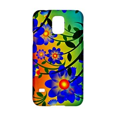 Abstract Background Backdrop Design Samsung Galaxy S5 Hardshell Case