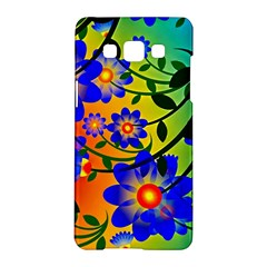 Abstract Background Backdrop Design Samsung Galaxy A5 Hardshell Case