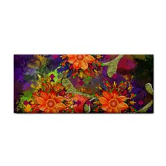 Abstract Flowers Floral Decorative Cosmetic Storage Cases